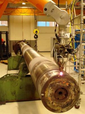 phu phu laser lasercladding 299x400 Công nghệ phun phủ kim loại bằng tia laser
